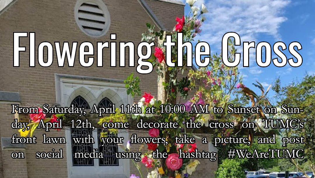 Flowering the Cross